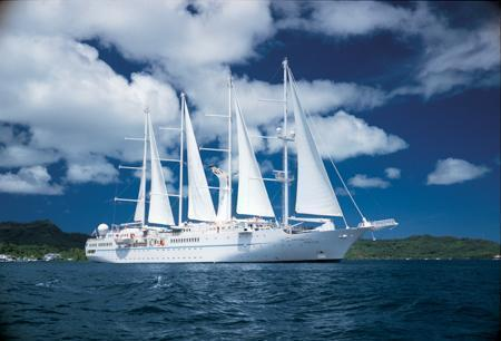 Windstar Cruises in French Polynesia