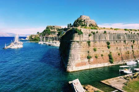 Corfu Castle Cruise Excursions