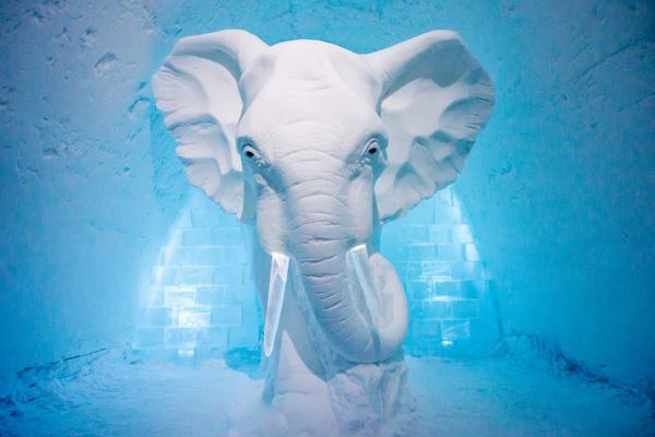 Winter Vacations Sweden Ice Hotel