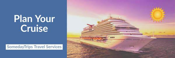 carnival cruise horizon ship banner