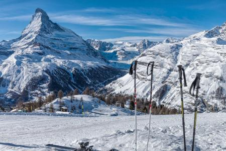 Ski Vacation at Zermatt