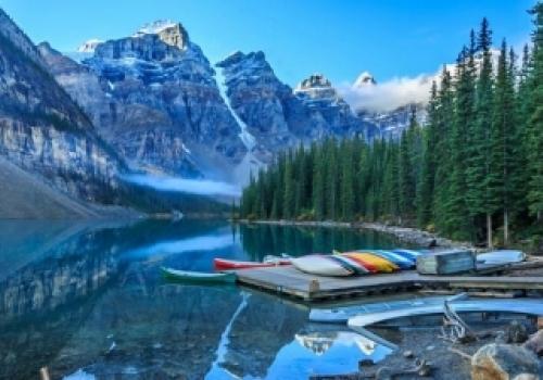Discover Banff and Jasper…
