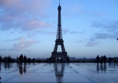 Bonjour Paris France