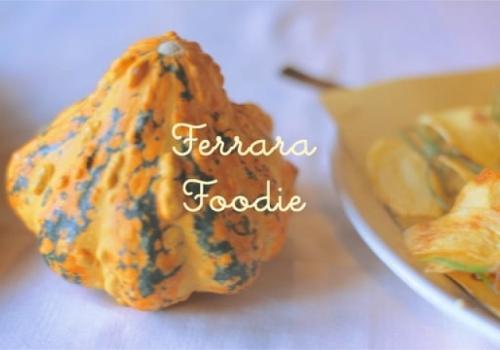 An Italian Food Trip…