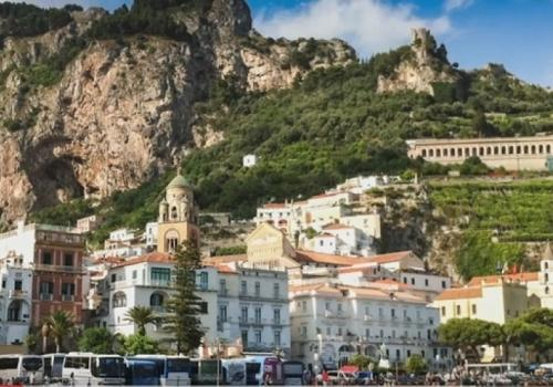 Travel To Amalfi Italy…