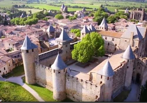 Cité de Carcassonne in…
