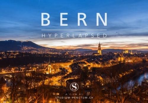 Bern at Night