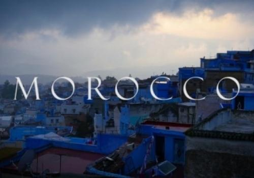 Travel to Morocco for…