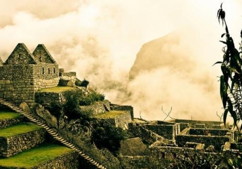 Historic Machu Picchu -…
