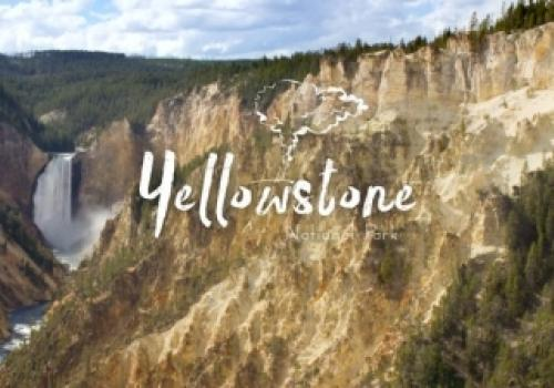 A Yellowstone Time Lapse…