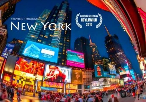 Moving through New York