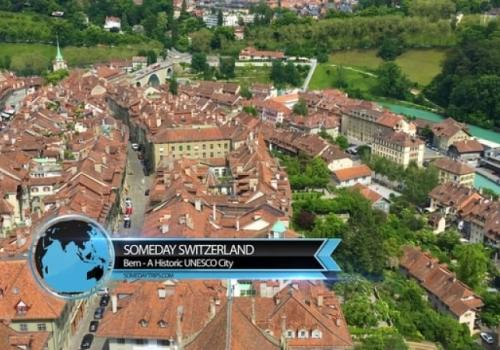 Visit Bern Switzerland