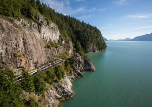Rocky Mountaineer Train Trip…