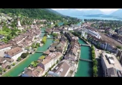 Visit Thun Switzerland