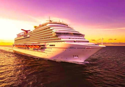 New Cruise Ship Carnival…