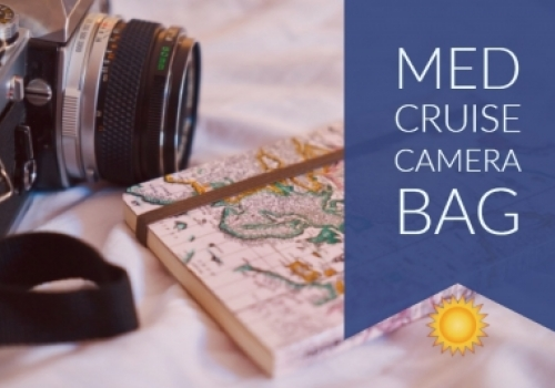 Mediterranean Cruise Photography Camera…