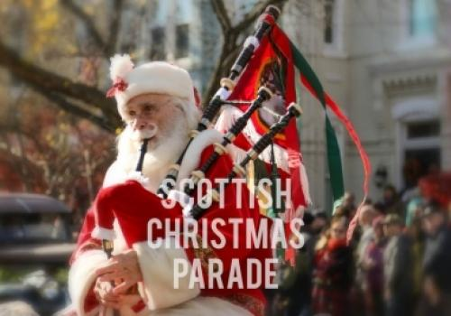 Scottish Christmas Walk Parade…