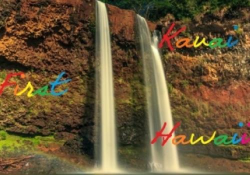 Tropical Kauai