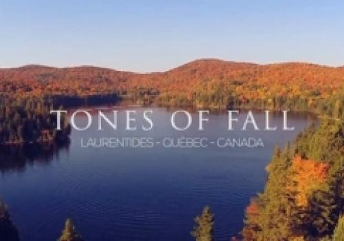 Fall Into The Laurentides…