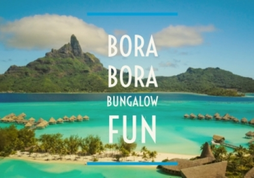 Le Méridien Bora Bora…