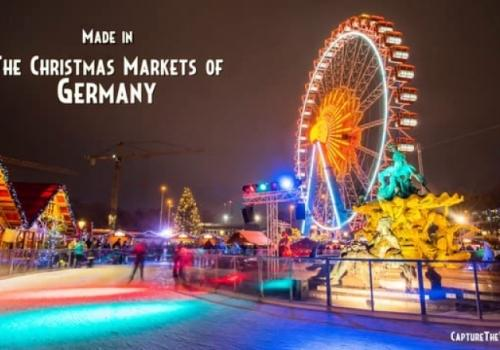 The Christmas Markets of…