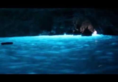 The Blue Grotto Capri…