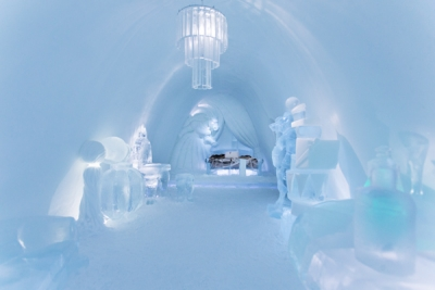 Swedish ICEHOTEL Slideshow