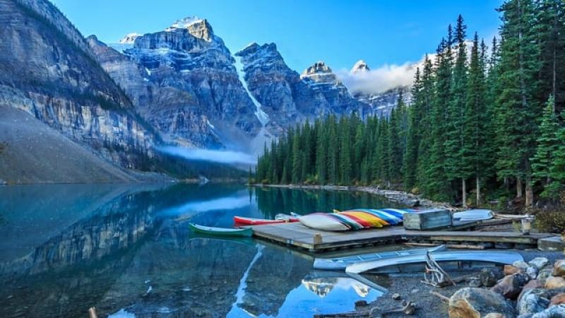 Discover Banff and Jasper National Parks Canada