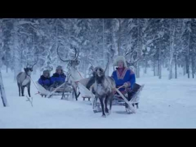 OFFICIAL Kakslauttanen Arctic Resort in the Wintertime - NEW LONG EDITION