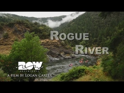 Rogue River Rafting - Whitewater Trip in Oregon