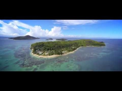 Seychelles 2014 filmed from above with a DJI Phantom 2 (Drone Reel)