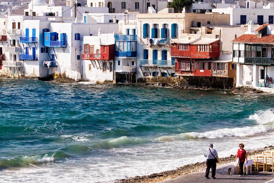 Best 4 Days In Mykonos Greece