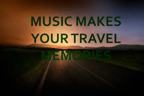 Road Trip Travel Memories - Music Matters