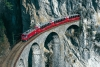 Bernina Express Railway Switzerland