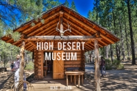 The High Desert Museum Tour in Oregon