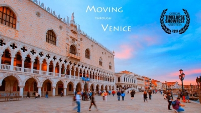 Moving through Venice