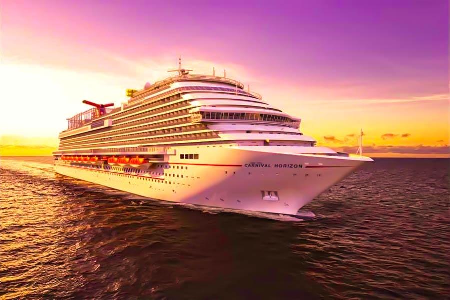 New Cruise Ship Carnival Horizon