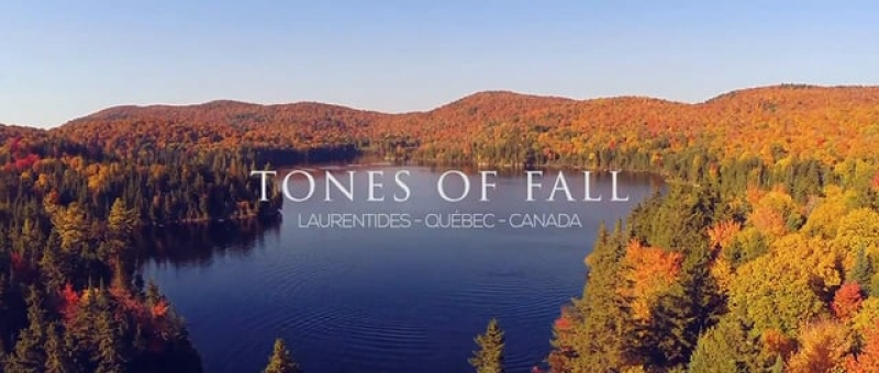 Fall Into The Laurentides Autumn Colors