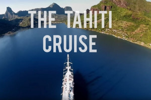 Windstar Cruise  Tahiti