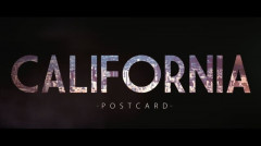 CALIFORNIA - Postcard
