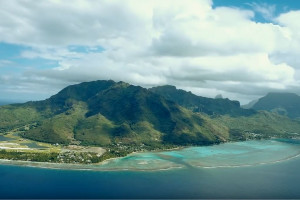 The Islands of Tahiti: A luxurious island escape