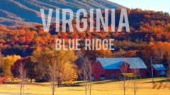 Virginia's Blue Ridge in the Fall