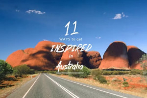 11 ways to get inspired in Australia