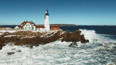 Portland Head Lighthouse | DJI Phantom 3 4K