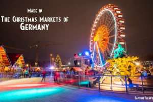 Made in The Christmas Markets of Germany